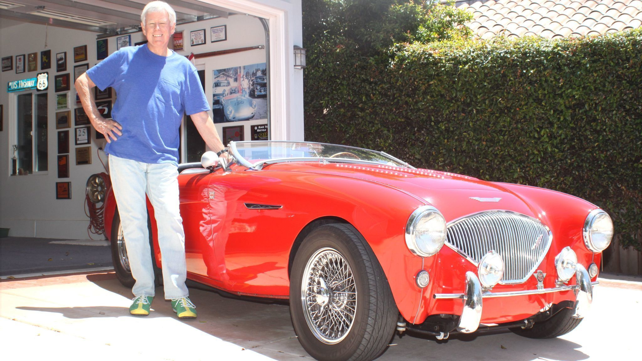 Unlike Anything\' You\'ve Ever Seen: La Jolla car nut owns Austin ...