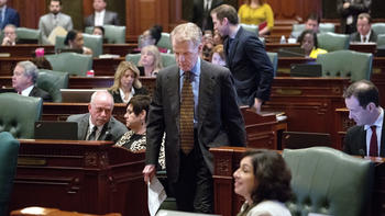 State budget passes first House vote, but huge hurdles remain on deadline day