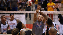 Wounded veteran athletes get spotlight as Warrior Games open in Chicago