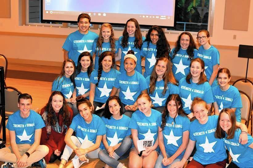 Image result for My Time: Youth raise thousands to help humanitarian crisis in Somalia