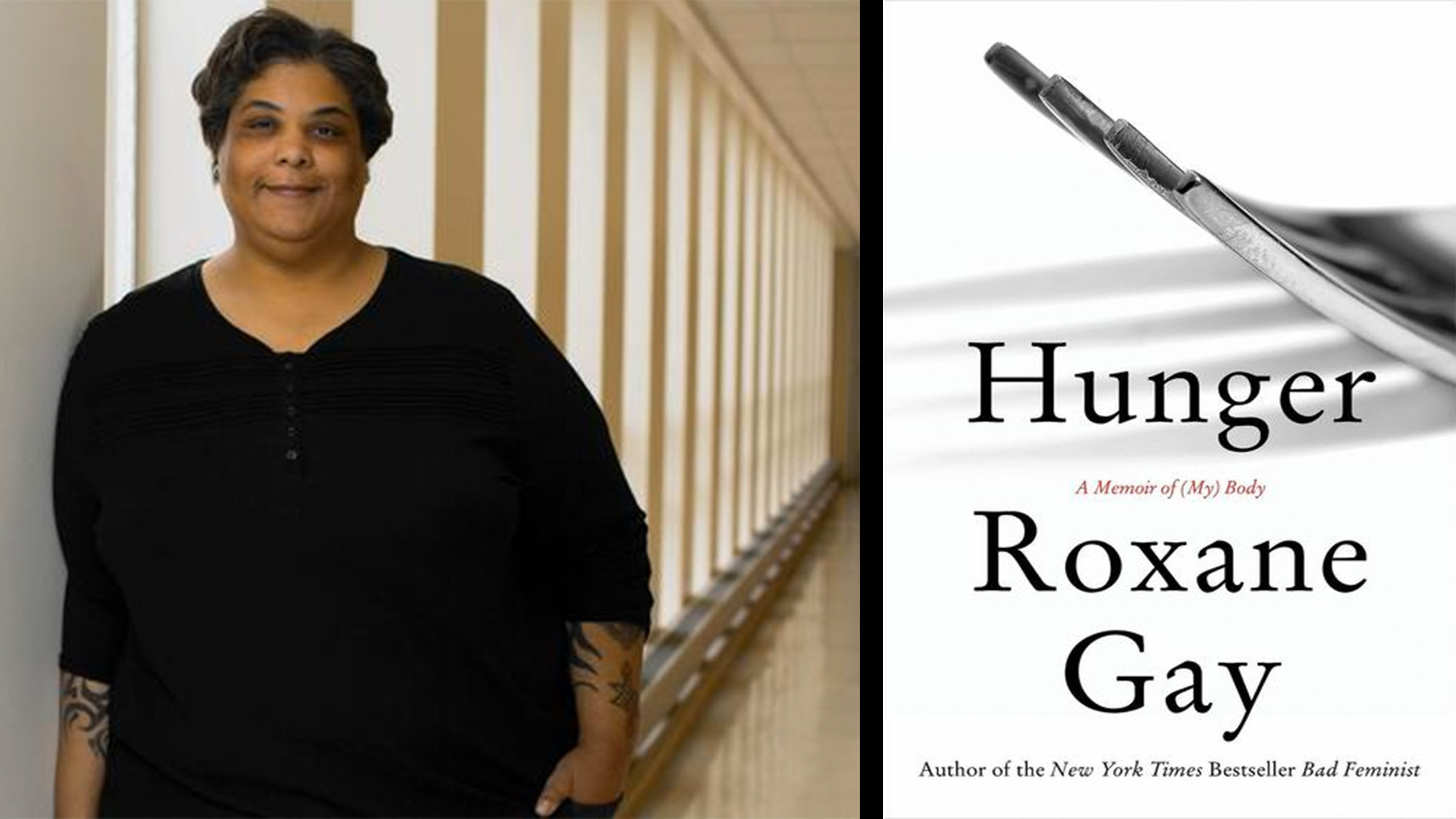 book, roxane gay, hunger