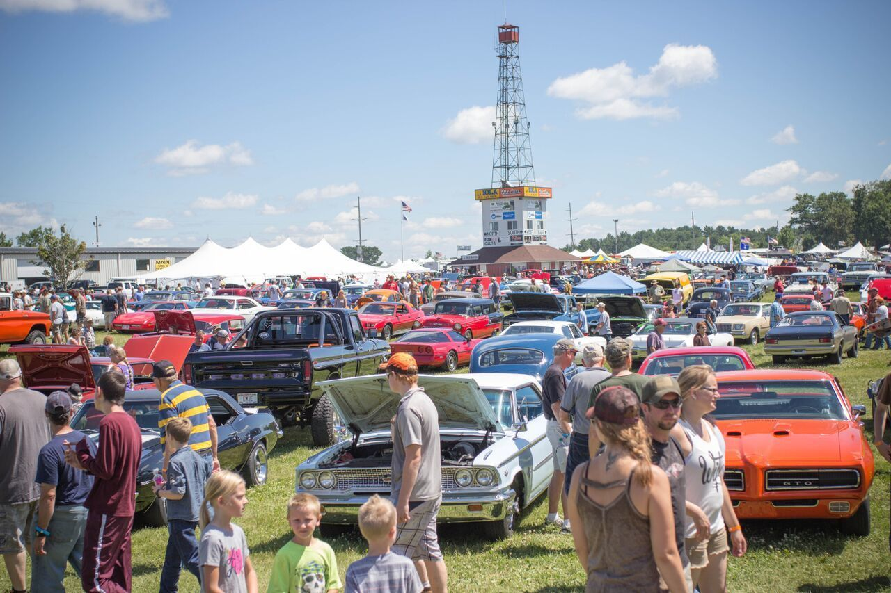 Massive Bucket List Car Show Touches Down In Wisconsin Chicago