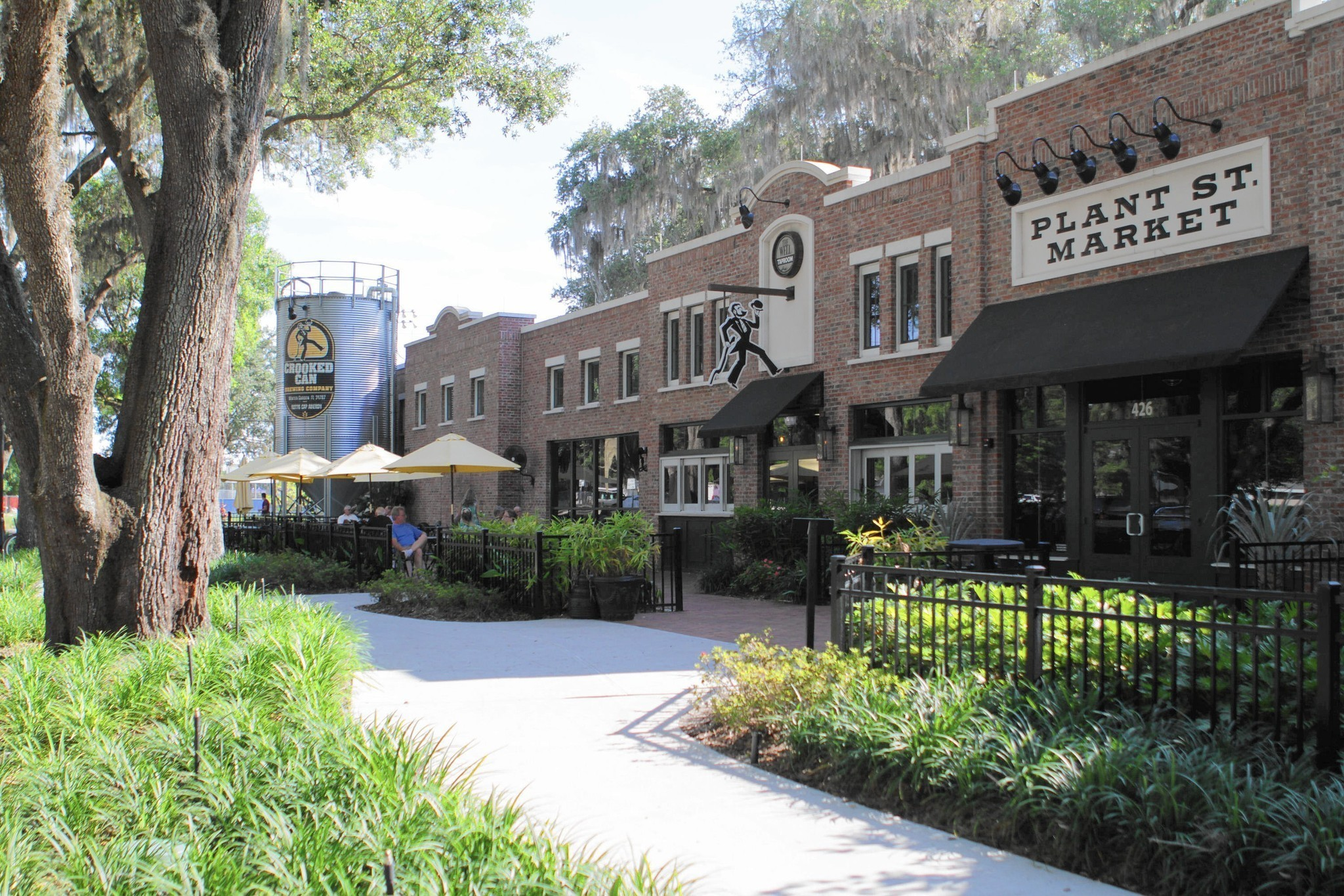 thriving winter garden maintains small town charm orlando sentinel