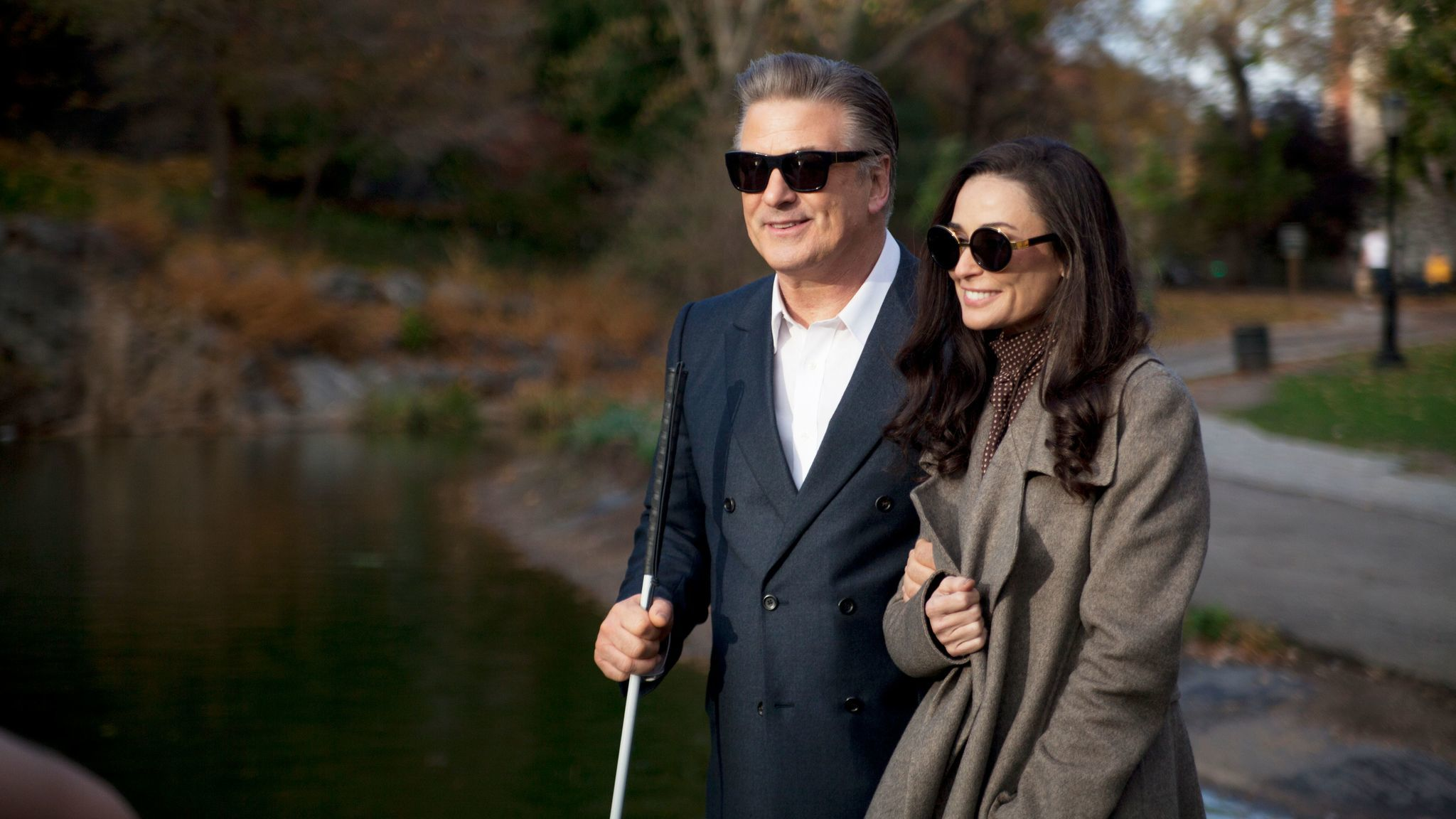 """Alec Baldwin and Demi Moore star in the upcoming film """"Blind."""" (Vertical Entertainment)"""