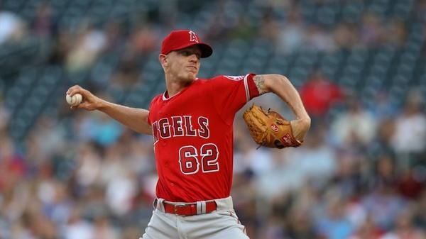 Parker Bridwell makes his case for Angels in 2-1 victory over Twins