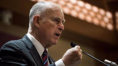 Gov. Jerry Brown to call for a 2018 global climate summit in San Francisco