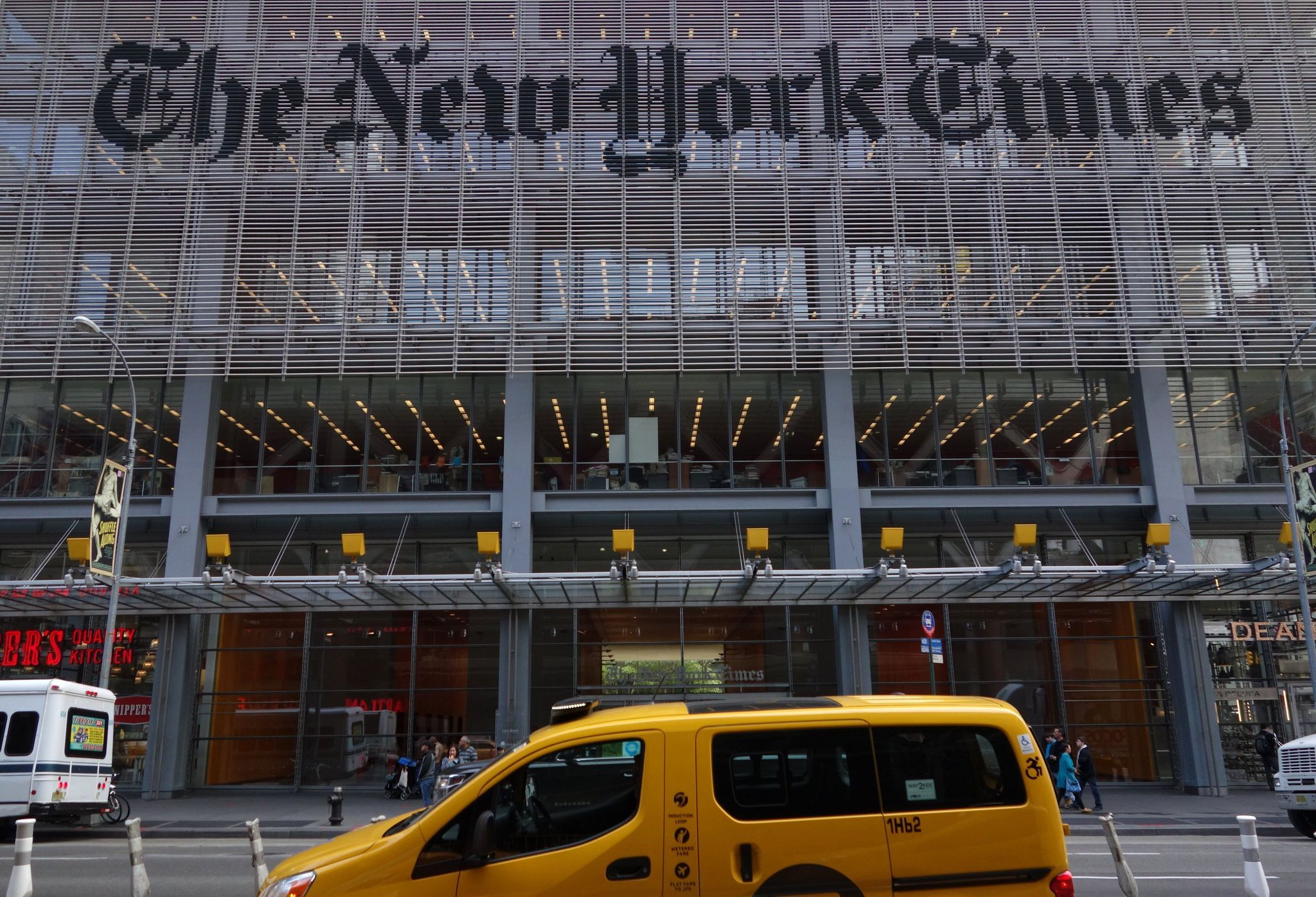 New York Times travel business offers 'trip of a lifetime ...