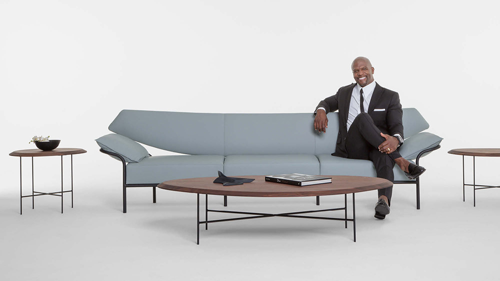 Actor Terry Crews Introduces A Contemporary Furniture Collection. Yep, Heu0027s  Doing That Now   LA Times