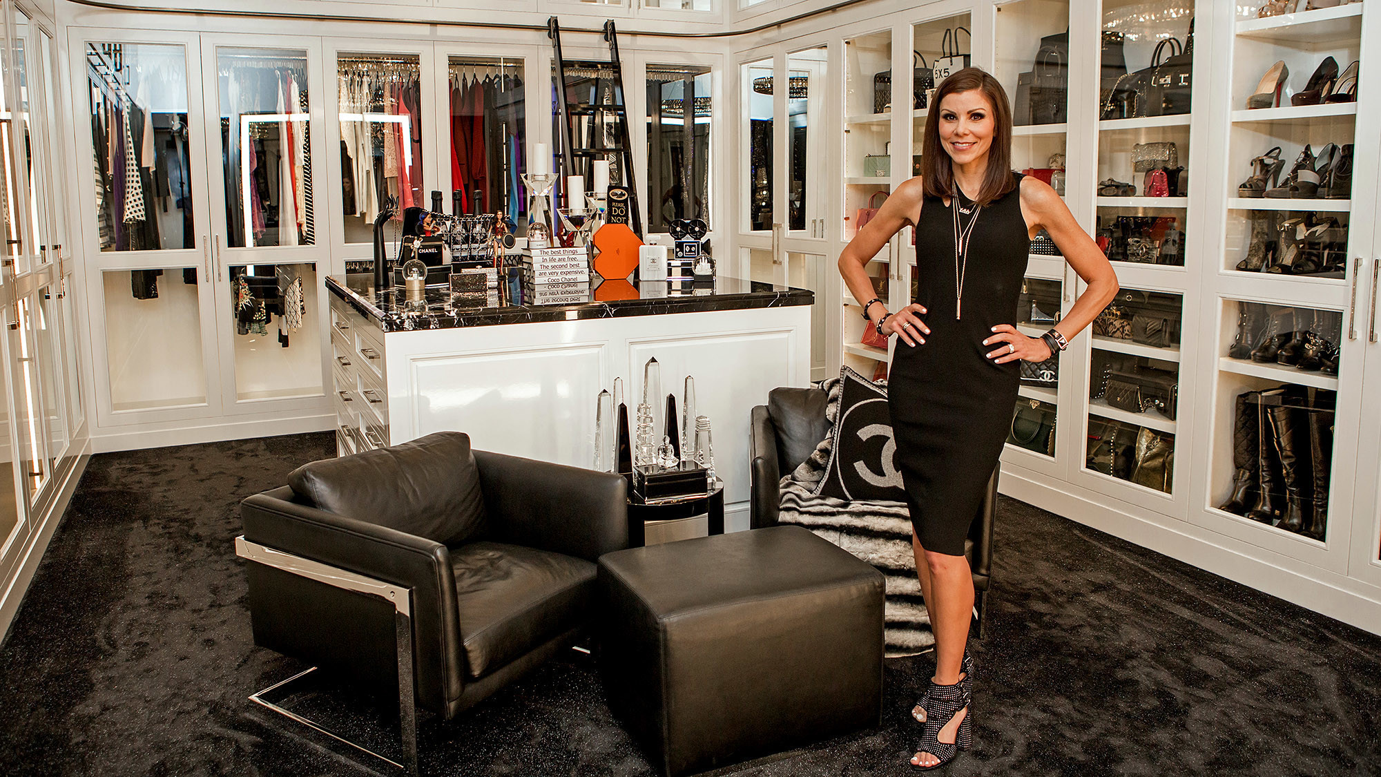 My Favorite Room Heather Dubrow 39 S Closet Is Always Ready