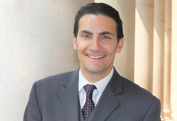 Republican business executive Andrew Grant is challenging Rep. Ami Bera (D-Elk Grove) in a Northern California congressional swing district. (Photo provided by Andrew Grant)