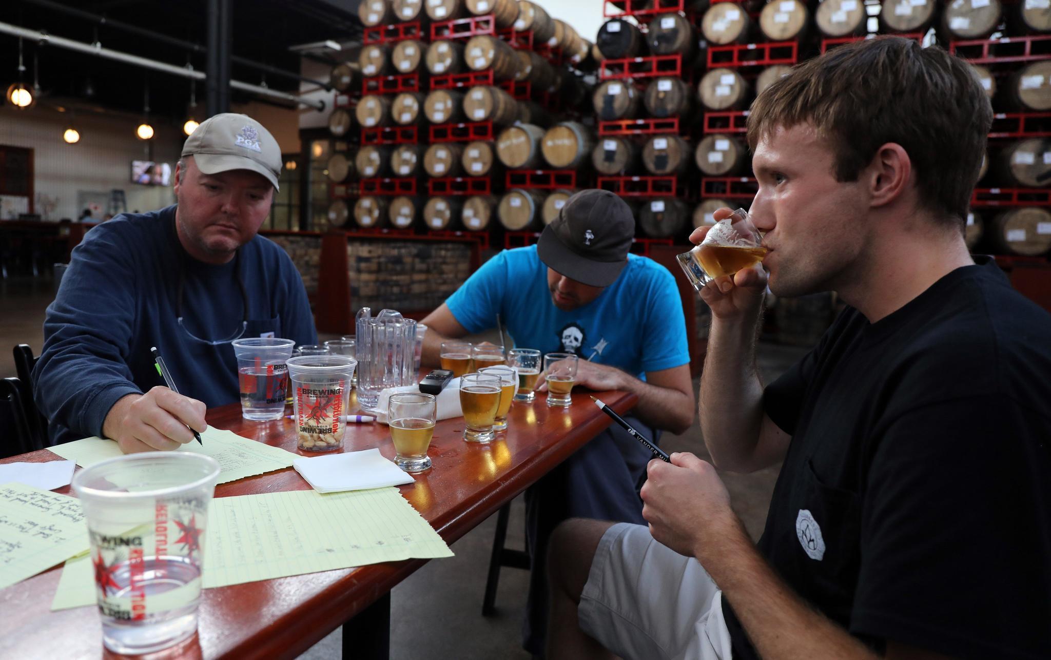 What's best macro beer in America? 3 craft brewers taste test 16
