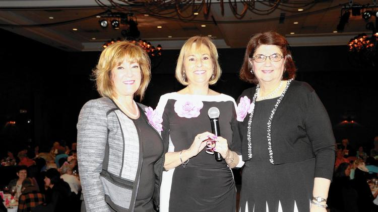 Fashion show raises $43,000 for Women's Club of Inverness.