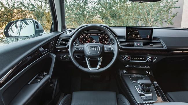 Audi Q5 2018 Prestige >> 2018 Audi Q5 2 0t Quattro S Tronic The San Diego Union Tribune