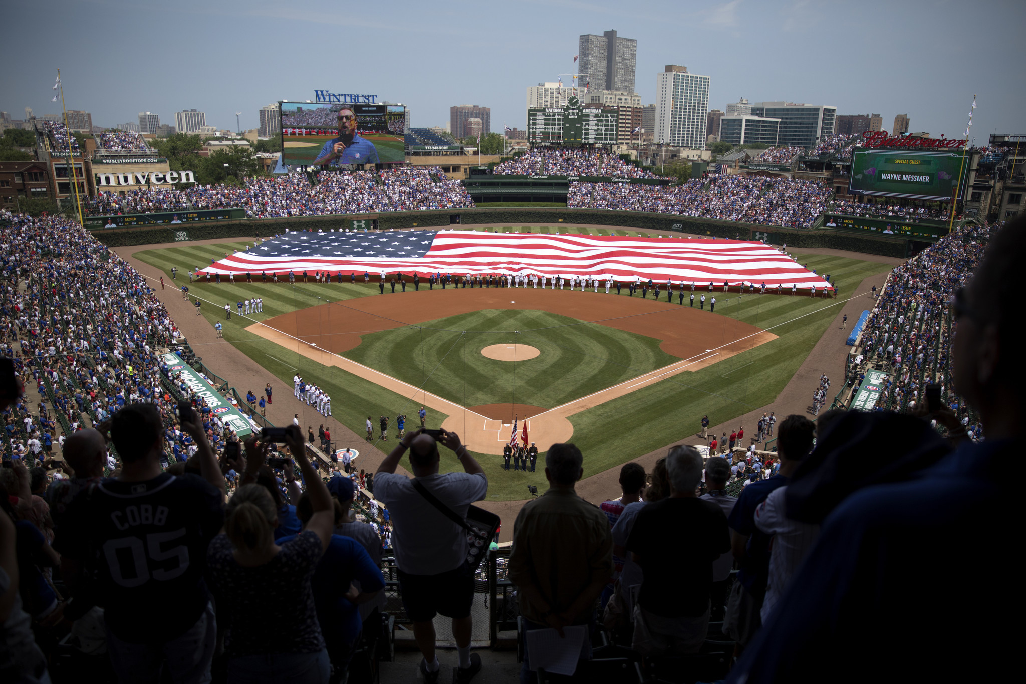 Wrigley Field Deserves To Get The All Star Game And Soon