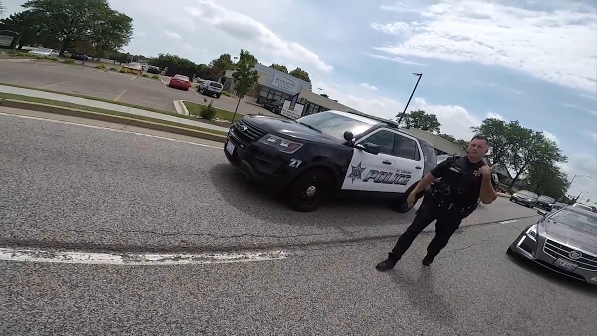 st charles motorcyclist faces felony charges based on