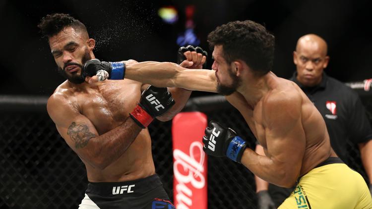 Risultati immagini per Rob Font vs Douglas Silva de Andrade UFC 213
