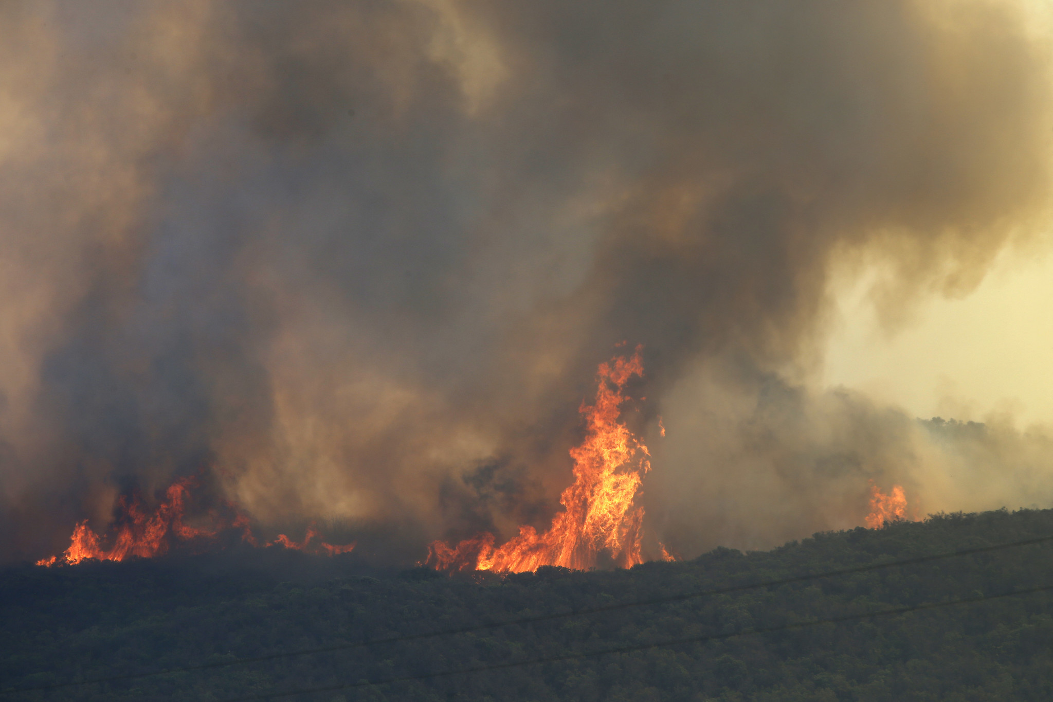 Wildfires across california continue to grow we have very active burn conditions la times