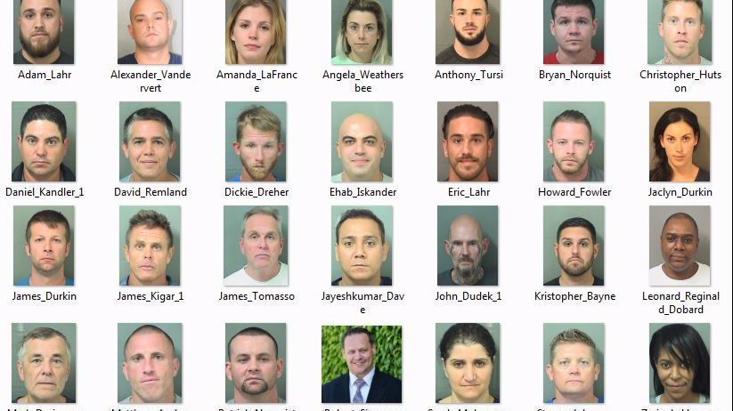 how authorities arrested 28 in a drug recovery industry crackdown