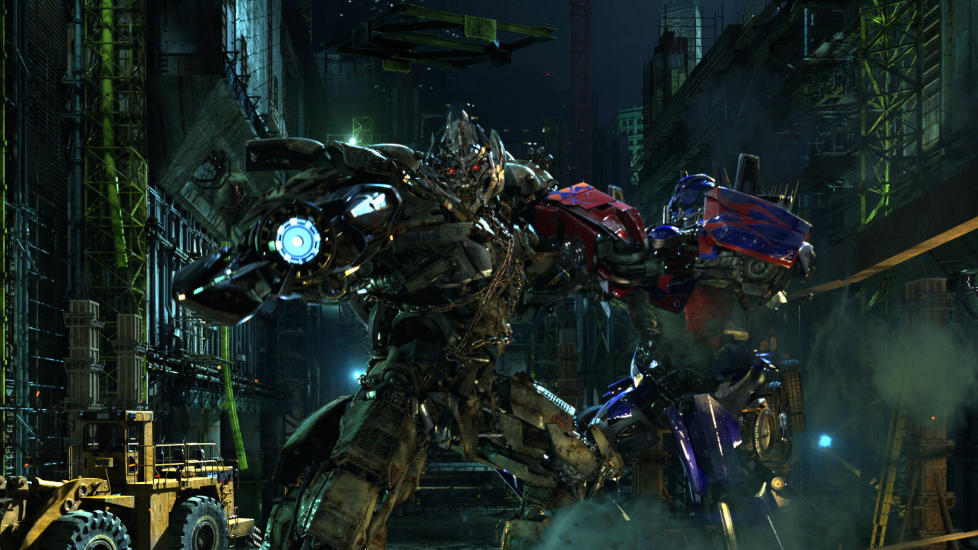 Universal Orlando Simulator Ride Review Transformers The