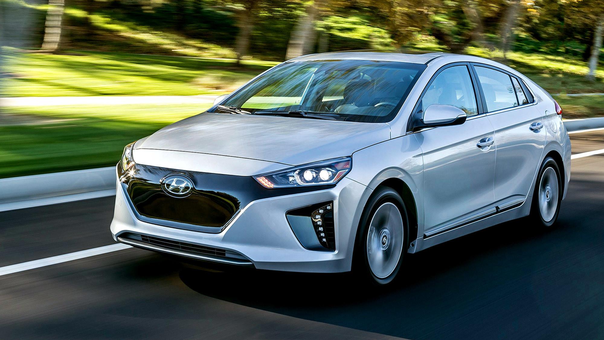Free juice! Hyundai reimburses electric charging costs to Ioniq drivers - LA Times