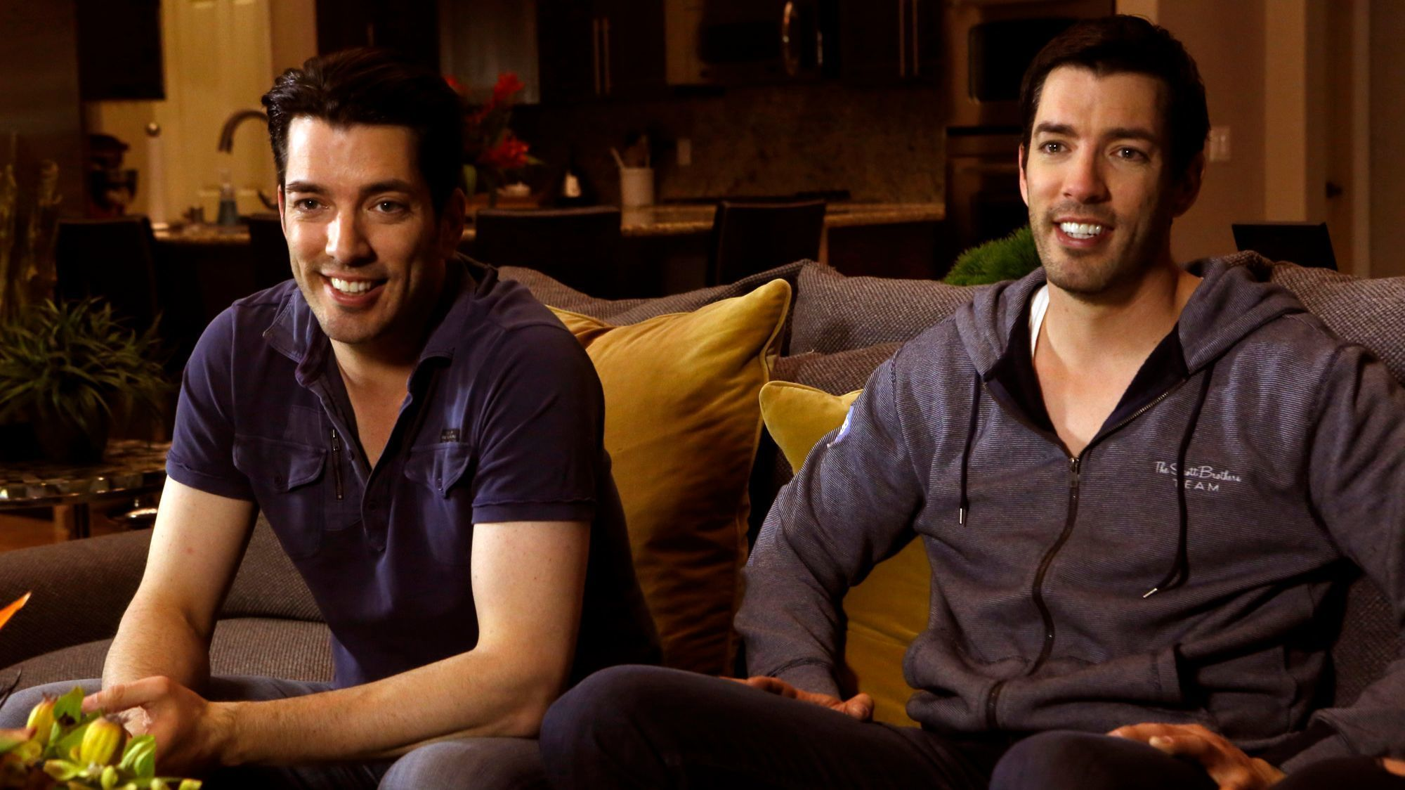 Is The Property Brothers Twins