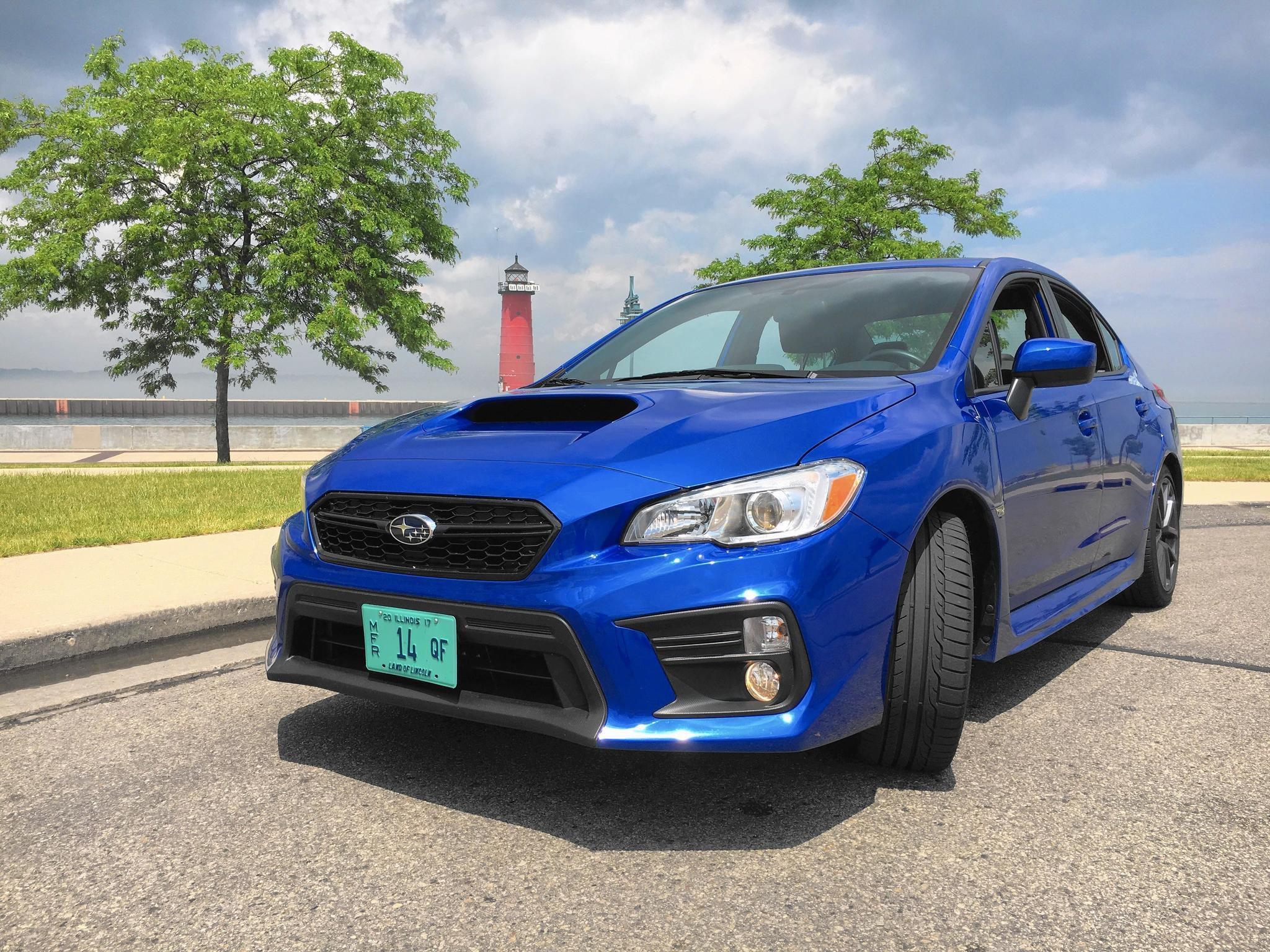 2018 subaru wrx is too loud and i 39 m too old chicago tribune. Black Bedroom Furniture Sets. Home Design Ideas