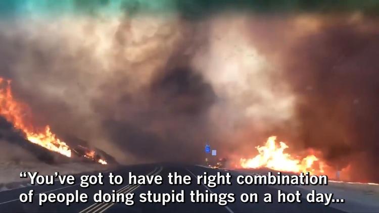 LA 90: A look at this wildfire season