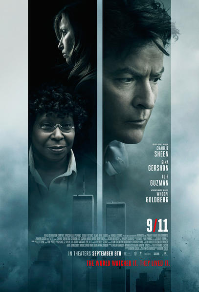 """The poster for """"9/11."""" (Atlas Distribution)"""