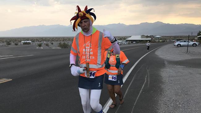 Badwater Ultramarathon