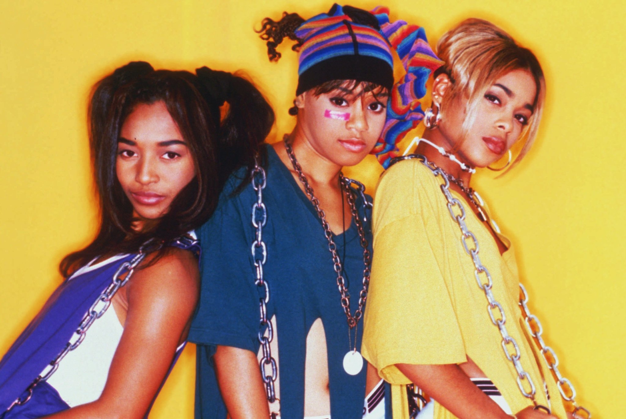 "Discovered in 1991, TLC helped put Atlanta label LaFace on the map with 1992's funky ""Ooooooohhh... On the TLC Tip."""