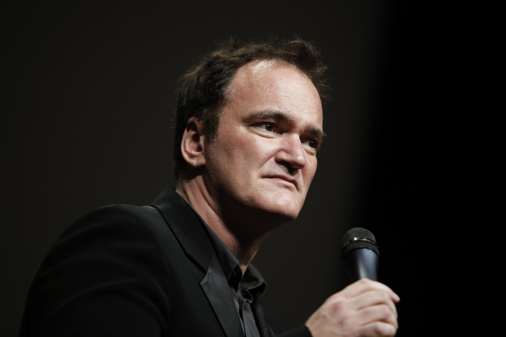 Quentin Tarantino coul...
