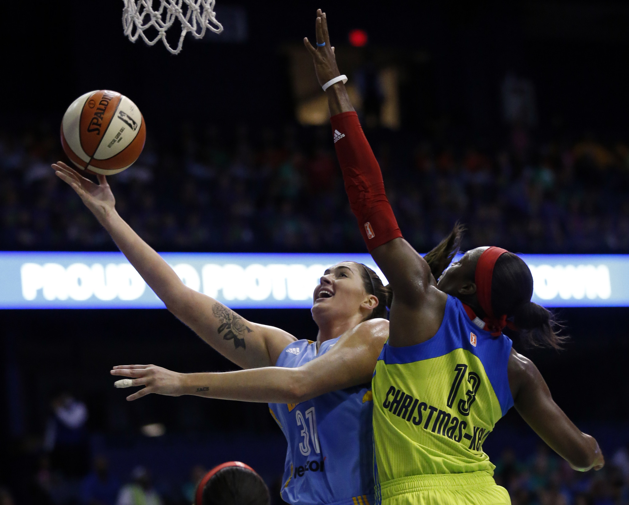 Sky beat Dallas for first back-to-back victories - Chicago Tribune