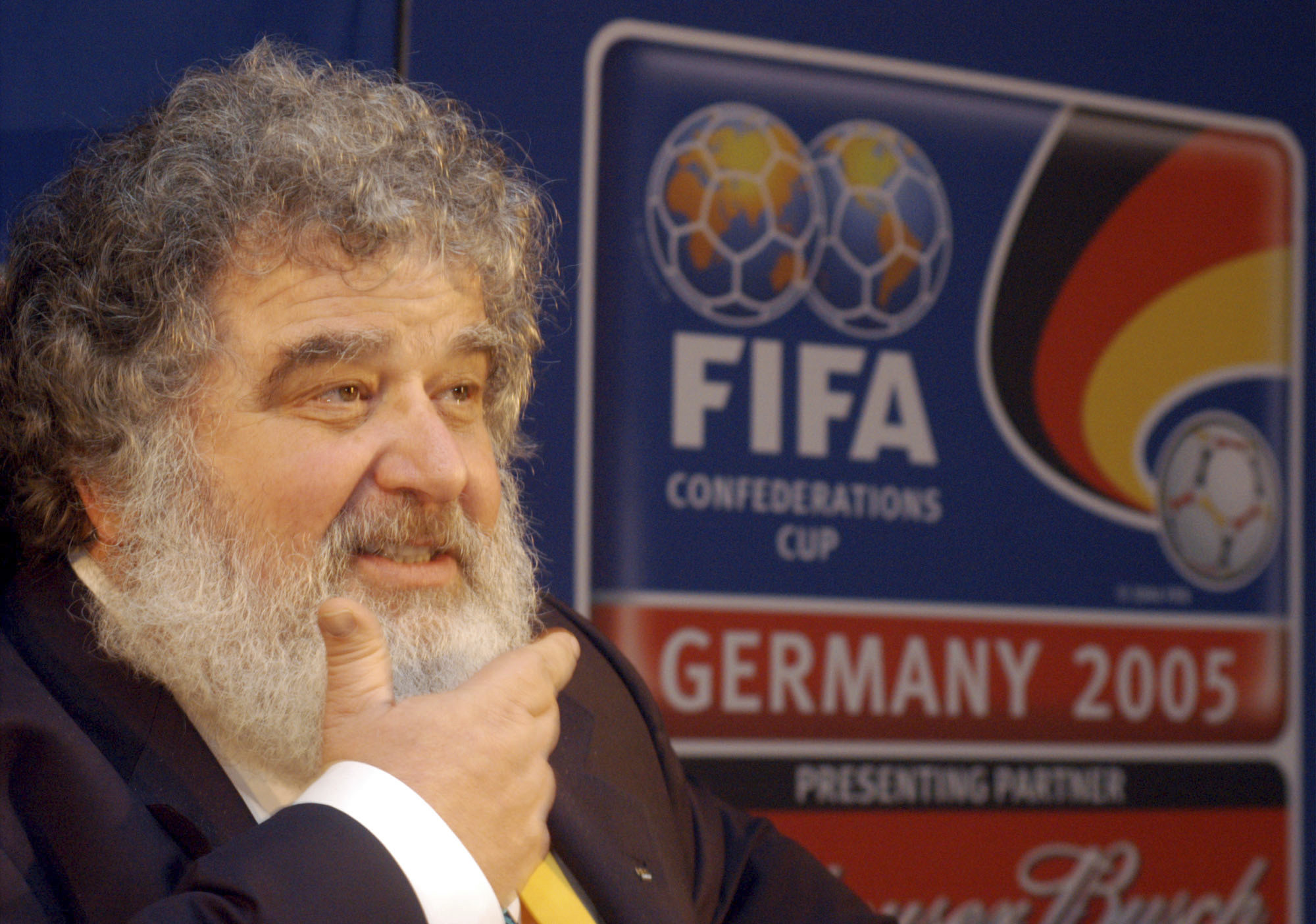 Chuck Blazer who touched off soccer scandal dead at 72 Chicago