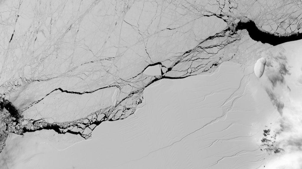 After Antarctica sheds a trillion-ton block of ice, the world asks: Now what?