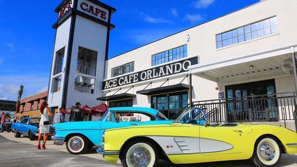 Ace Cafe Makes A Play To Be Orlando Hotspot Orlando Sentinel - Ace cafe orlando car show