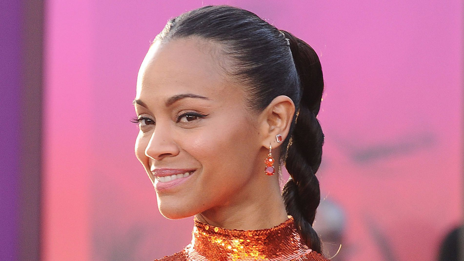 Zoe Saldana on family, her busy career, politics — and the ... Zoe Saldana