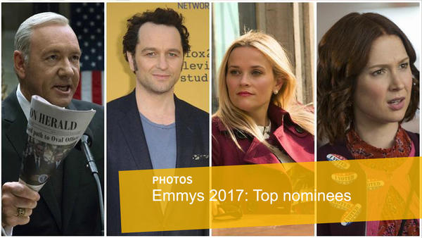 2017 Emmy nominees