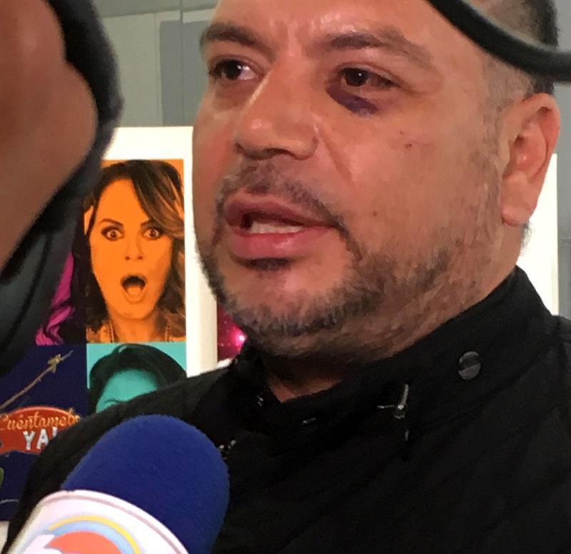 Reportera de televisa denuncia agresi n en el centro de la for Espectaculos mexico hoy