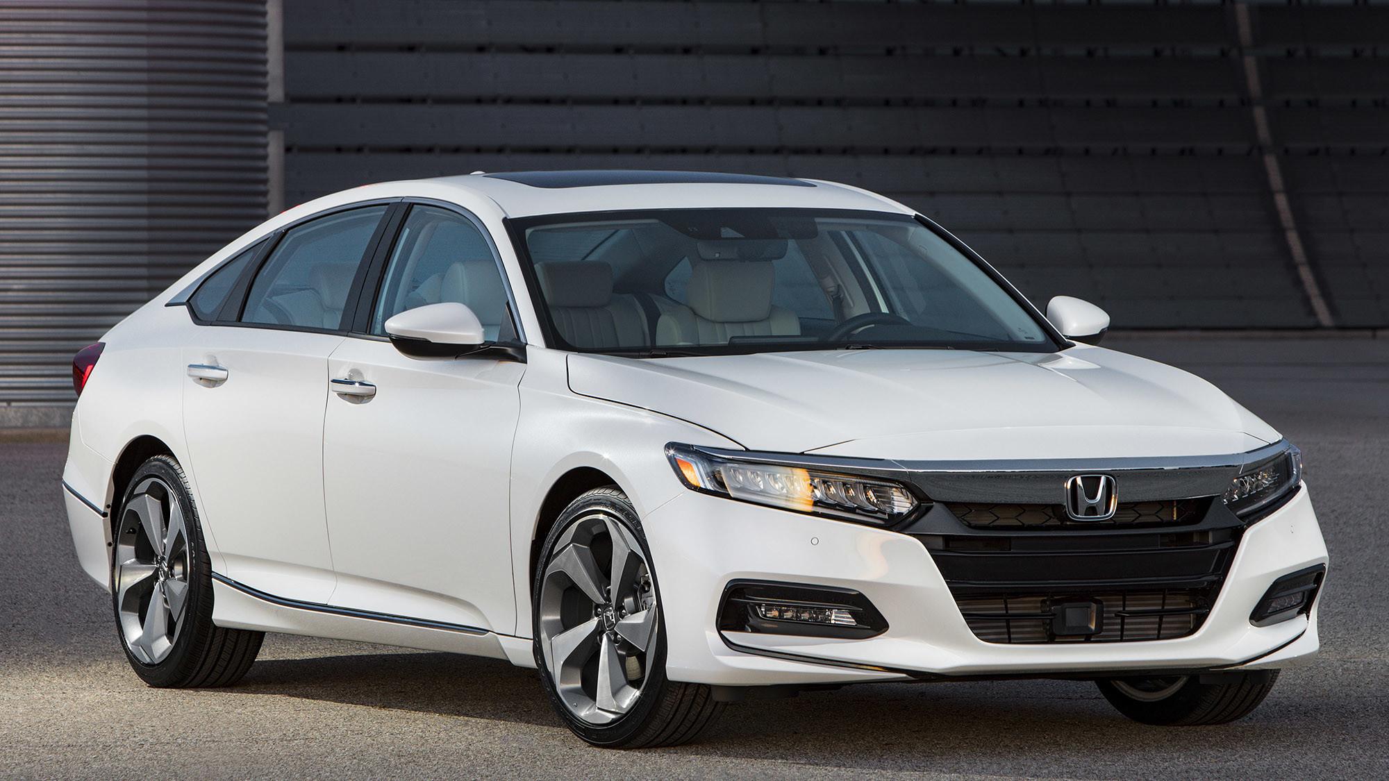 Honda sports up its sedan line with the 2018 Accord