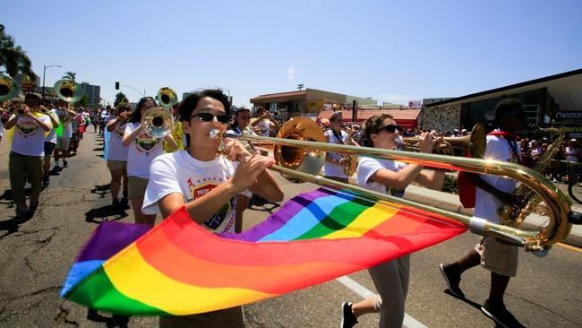 Gay calendar 2005