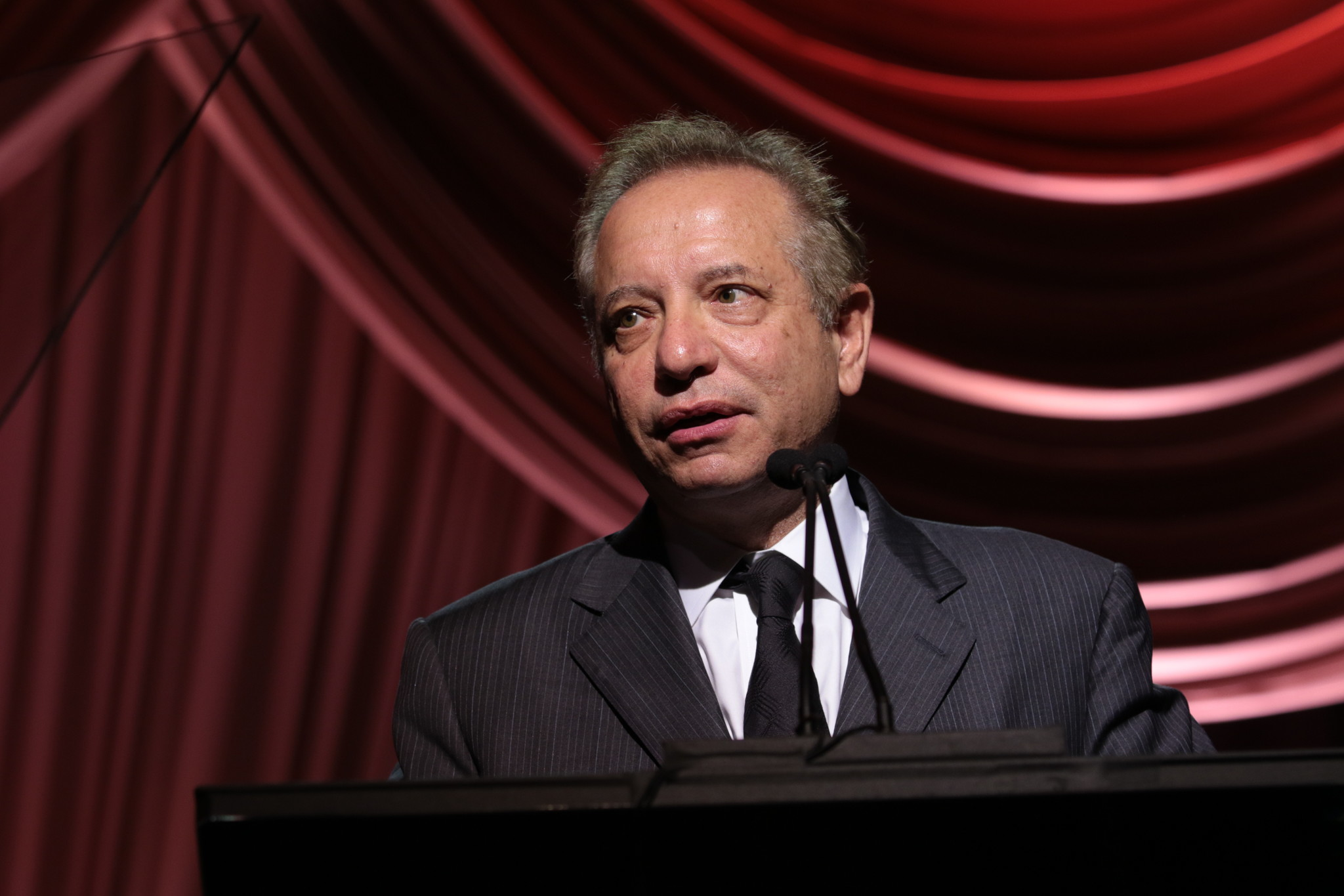Puliafito, speaking at a USC gala at the Beverly Wilshire Hotel in October 2015, was a prodigious fundraiser, securing more than $1 billion in donations to the university, by his own estimate.