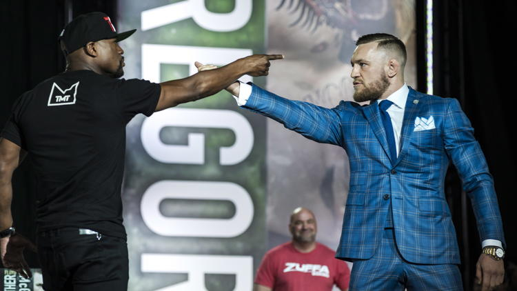 Mayweather-McGregor: Countdown to the Aug. 26 fight in Las Vegas