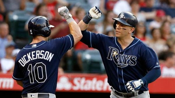 Angels lose to Rays 6-3 as playoff dreams start to fade
