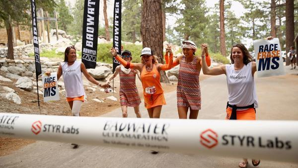 How crazy do you have to be to run the world's most grueling foot race? (Hint: Not very)