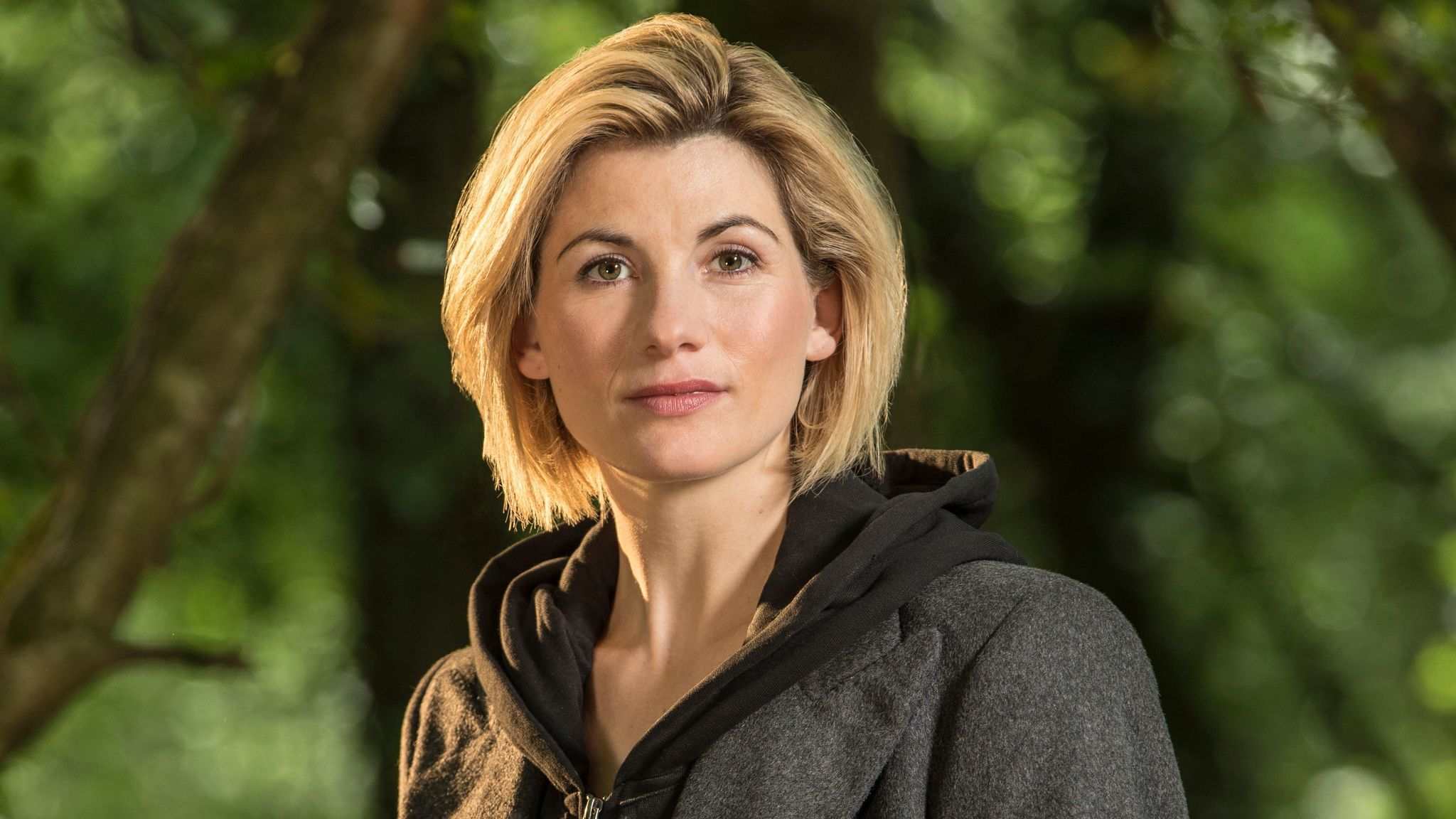 """Jodie Whittaker is the first woman to lead """"Doctor Who."""" (BBC America)"""