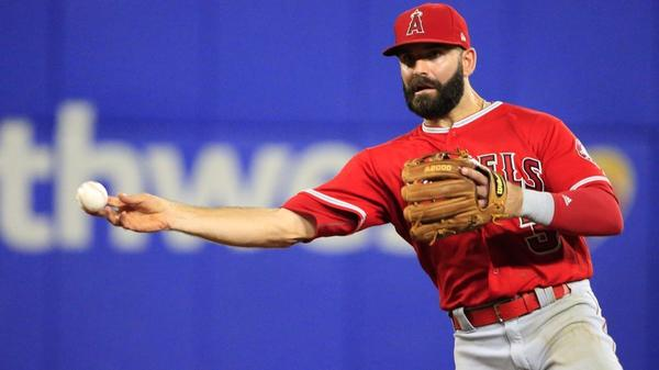 Danny Espinosa is designated for assignment by the Angels