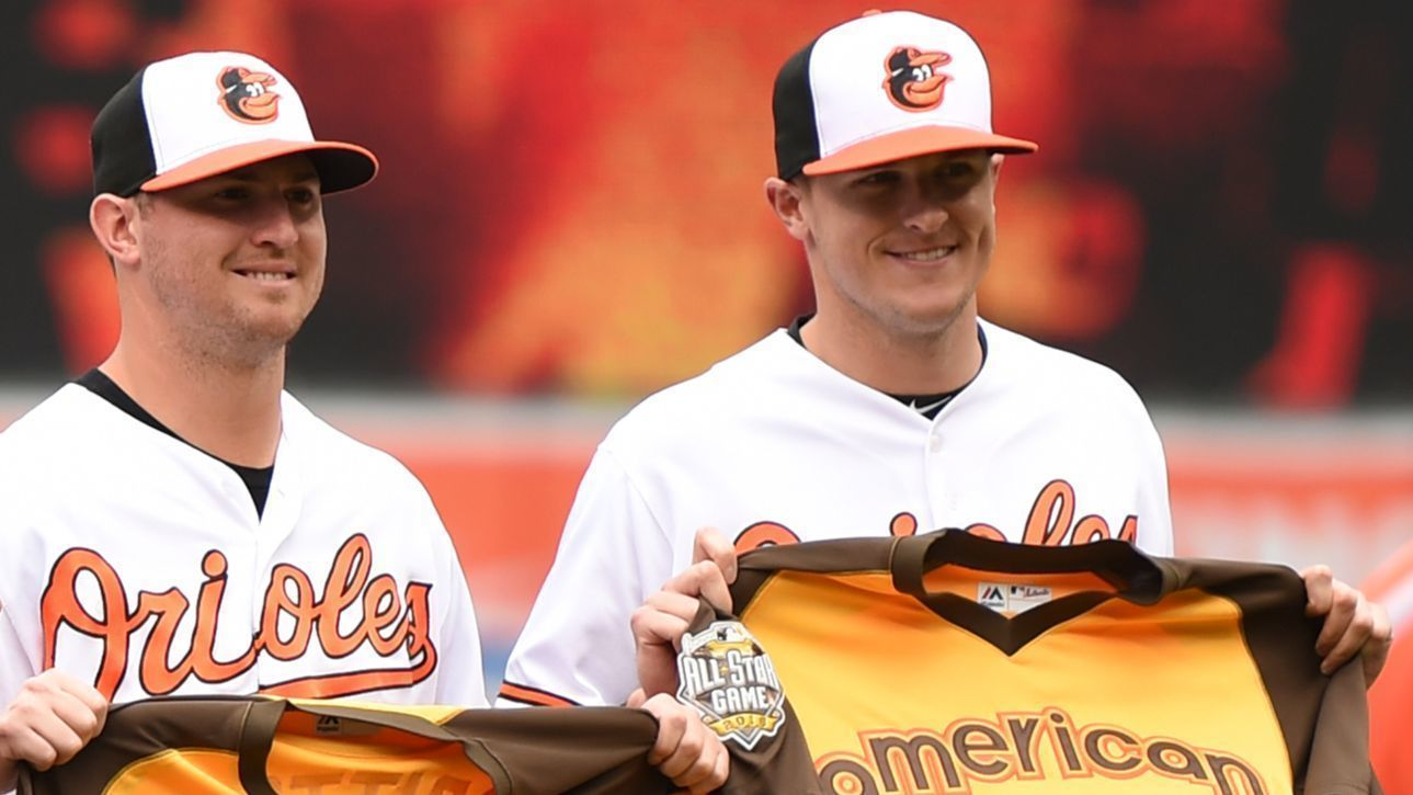 Bal-orioles-relievers-zach-britton-brad-brach-discuss-possibility-of-trade-as-deadline-approaches-20170717