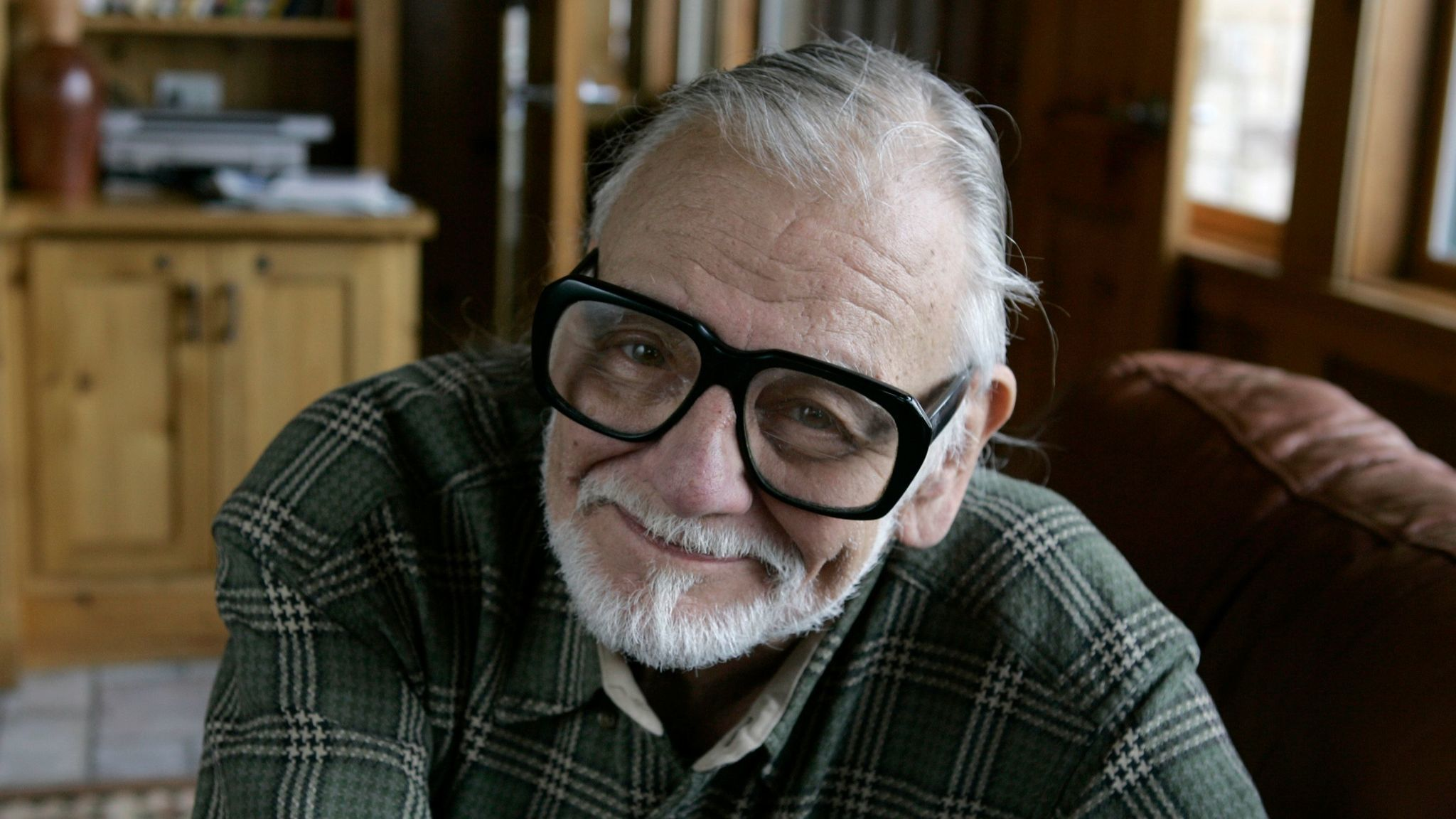 George Romero, godfather of gore, brought zombie cinema to life