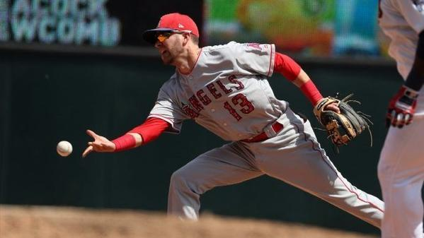 Angels provide a golden opportunity for Nick Franklin