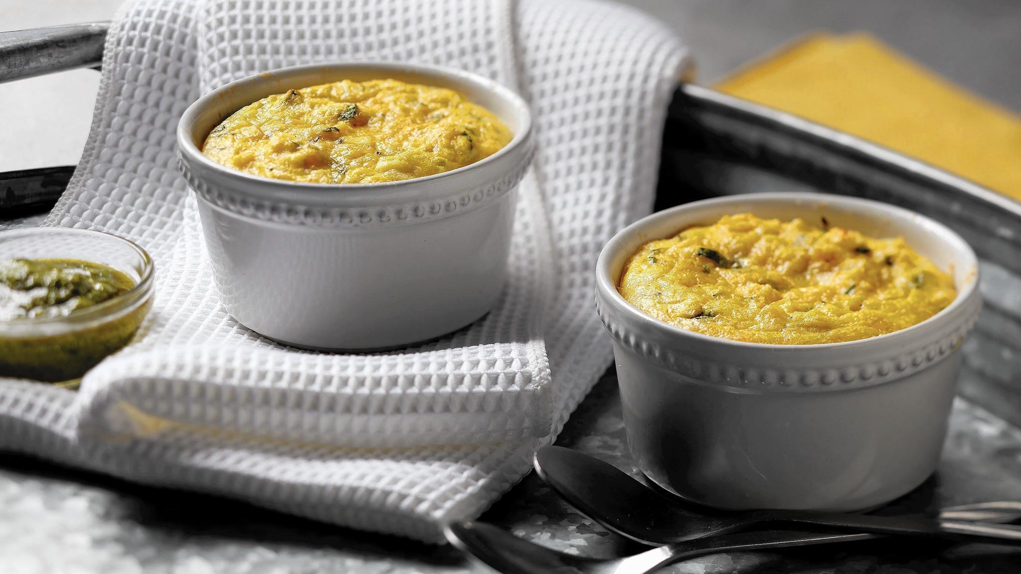 Corn pudding recipe transfers fresh, crisp kernels into rich, creamy goodness